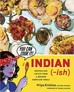 Indianish book cover