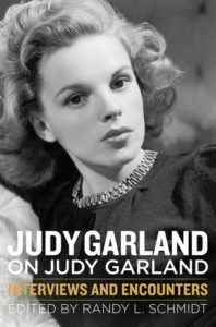 Judy Garland on Judy Garland cover