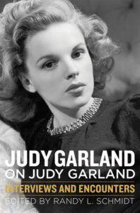 Judy Garland on Judy Garland cover