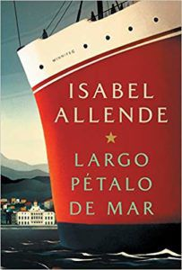 Largo Petalo de Mar Book Cover