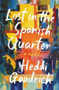 Lost in the Spanish Quarter book cover