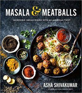 Masala and Meatballs Book Cover