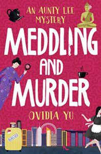 Meddling and Murder cover