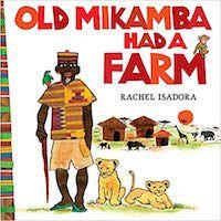 old mikamba had a farm book cover