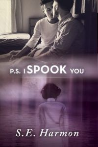 Cover of PS I Spook You by SE Harmon