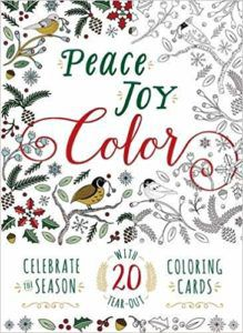 Peace Joy Color cover