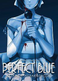 Perfect Blue cover - Yoshikazu Takeuchi