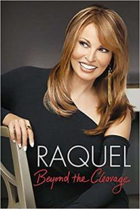 Raquel- Beyond the Cleavage Book Cover