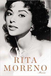 Rita Moreno- Memorias Book Cover