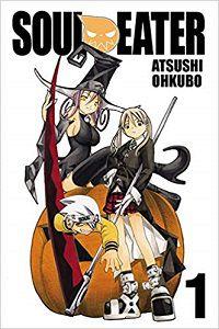 Soul Eater volume 1 cover - Atsushi Ohkubo