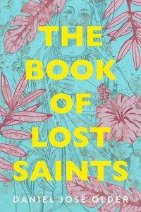 The Book of Lost Saints cover