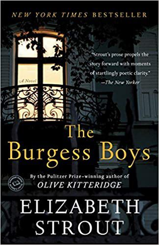 The Burgess Boys book cover