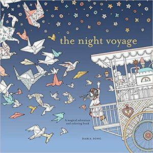 The Night Voyage by Daria Song cover