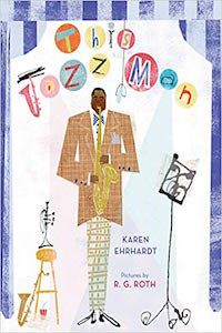 this jazz man book cover