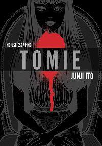 Tomie cover - Junji Ito
