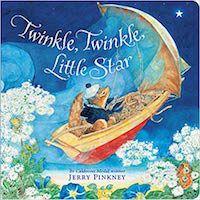 twinkle twinkle little star book cover
