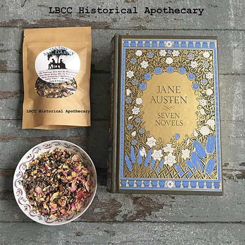 Vegan Organic Tea Time With Mr. Darcy by LitttleBits