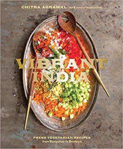 Vibrant India Book Cover