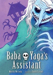 Baba Yaga's Assistant from Witchy Comics for Halloween | bookriot.com