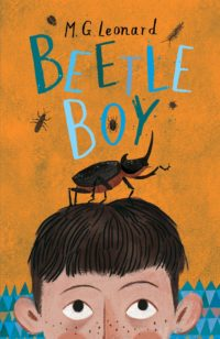 Beetle Boy by MG Leonard