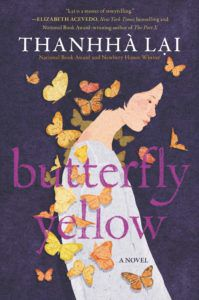 Butterfly Yellow book cover
