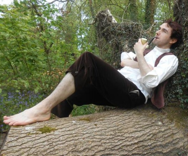 Frodo Baggins Costume from Bookish Etsy Costumes | bookriot.com