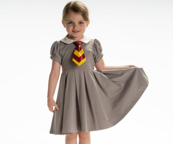 Hogwarts Gryffindor Dress from Bookish Etsy Costumes | bookriot.com