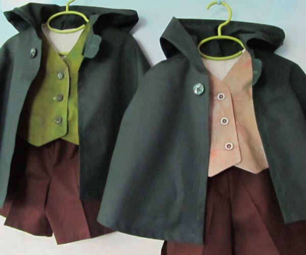 Baby Hobbit Costumes from Bookish Etsy Costumes | bookriot.com