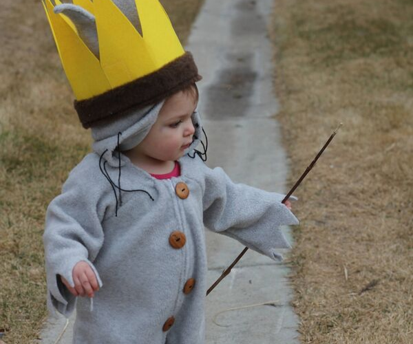Max Where the Wild Things Are Costume from Bookish Etsy Costumes | bookriot.com