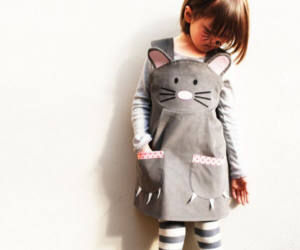 Mouse Costume from Bookish Etsy Costumes | bookriot.com