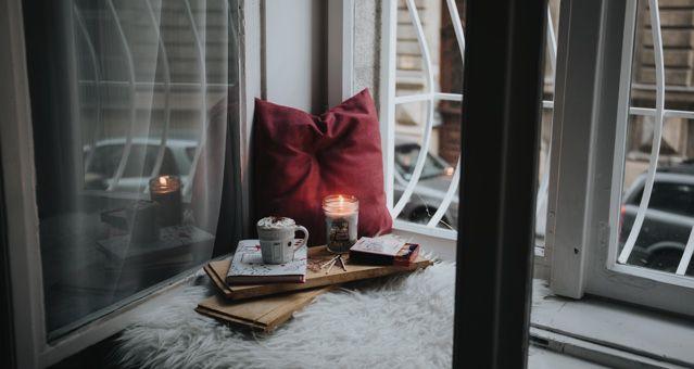 cozy winter book feature
