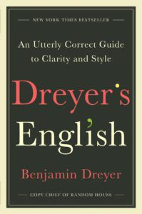 Dreyer's English book cover