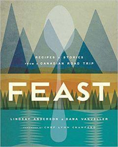 Feast cookbook cover