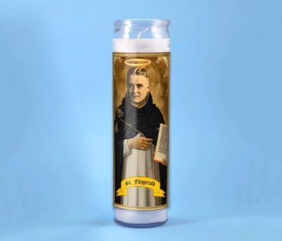 f. scott fitzgerald candle