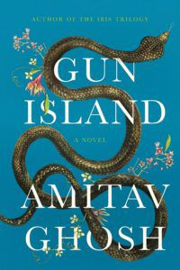 Gun Island book cover
