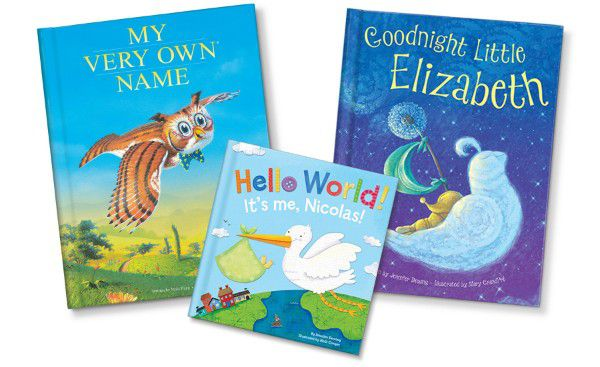 I See Me Personalized Books Bundle Gift Set