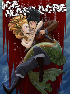 Ice Massacre from SFF Webcomics for Halloween   bookriot.com