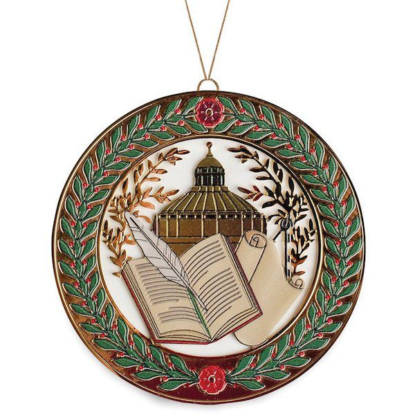 library of congress ornament