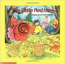 Little Red Hen book cover