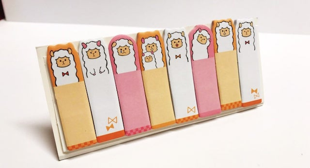 Hold That Page With These Rad Book Page Tabs