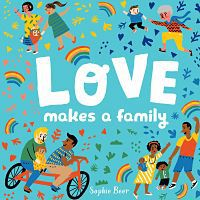 Cover of Love Makes a Family by Beer