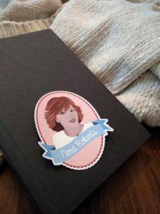 Nora Roberts Sticker