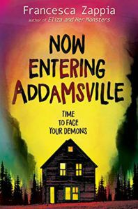 Now Entering Addamsville book cover