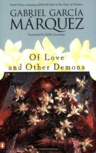 of love and other demons by gabriel garcia marquez books about villains