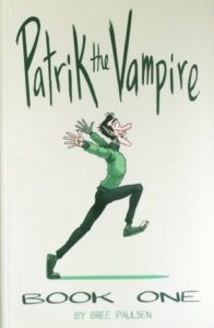 Patrik the Vampire from SFF Webcomics for Halloween   bookriot.com