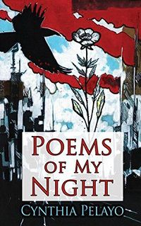 Poems of My Night by Cynthia Pelayo Cover Horror Poetry