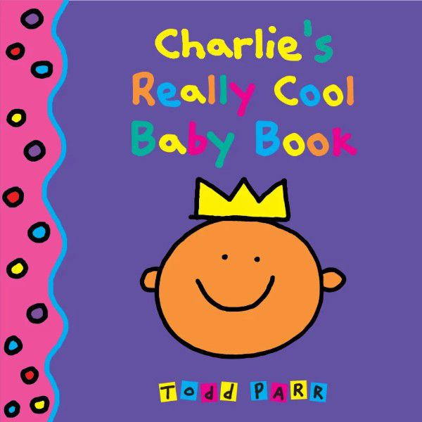Really Cool Baby Book Personalized Book
