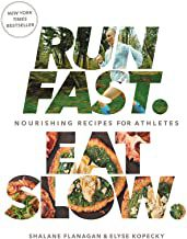 Run Fast Eat Slow cookbook cover