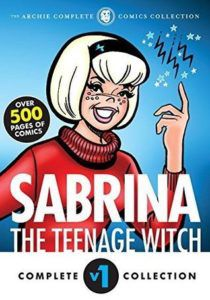 Sabria the Complete Collection from Witchy Comics for Halloween | bookriot.com
