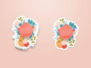 Audre Lorde Self Care Sticker
